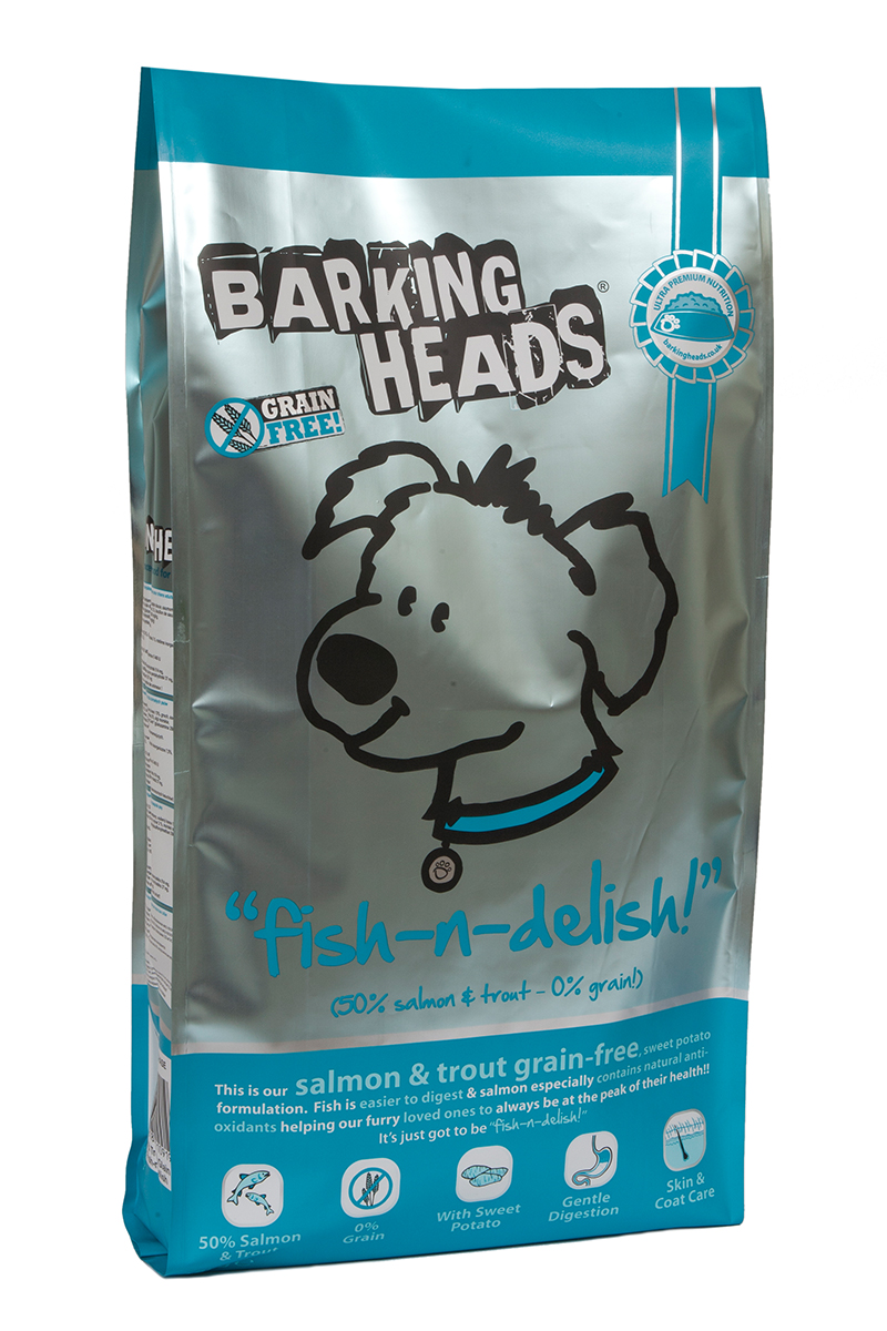Barking Heads Корм сухой Barking Heads