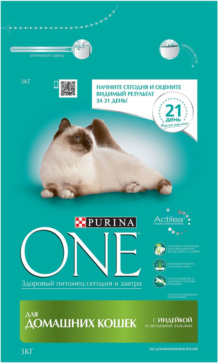Purina One Корм сухой Purina One